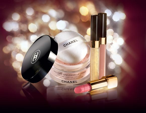 Les Scintillances de CHANEL, christmas collection 2011, natale