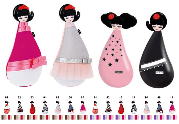 Doll - Pupa - Makeup Trousse Christmas Natale 2011