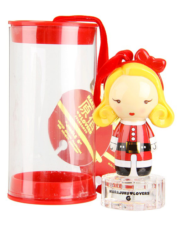 Jingle G - Harajuku Lovers - Fragrance Christmas Natale 2011