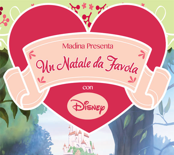 Un Natale da Favola: Madina for Disney