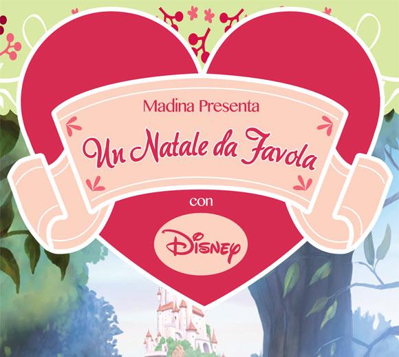 Un Natale da Favola: Madina for Disney