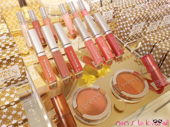 Love, Love & Madina!, collezione makeup Natale