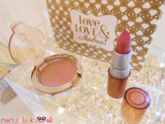 Love, Love & Madina!, Set Pretty Woman, collezione makeup Natale