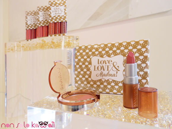 Love, Love & Madina!, Set Pretty Woman, collezione makeup Natale