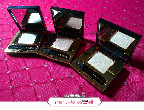 Pupa - Compact Eyeshadow Golden Casinò