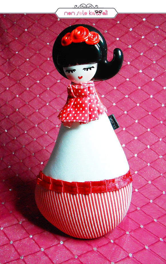 Pupa Doll - Red Mix, Bon Ton Colors