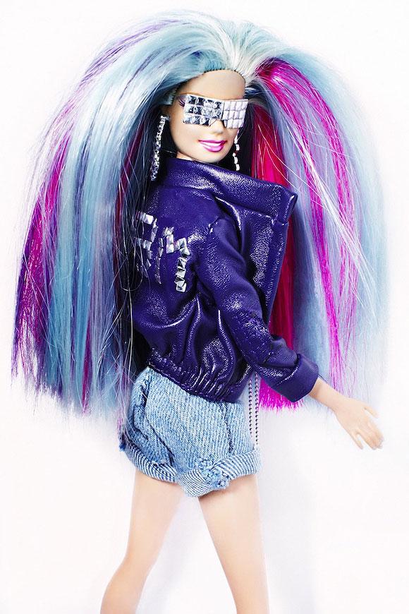 Barbie Mirage by Brad Baker, Bleach Salon