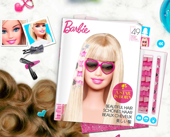 Barbie Designable Hair