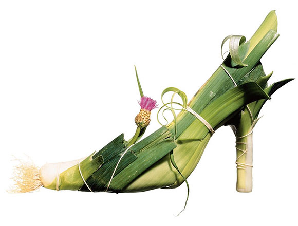 Stine Heilmann, Leek Shoe