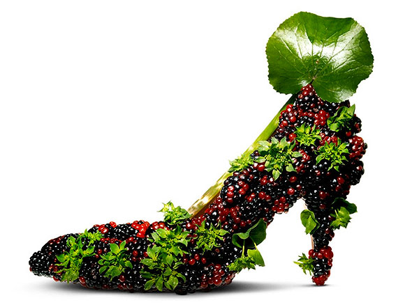 Stine Heilmann, Berry Shoe