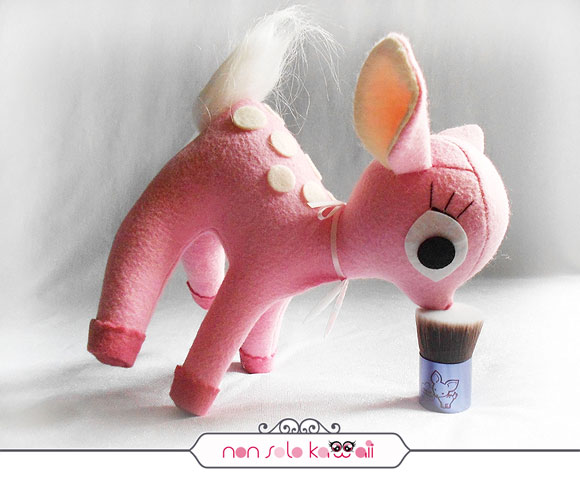 non solo Kawaii - Deerbuki, Kawaii Kabuki Collection, Neve Cosmetics