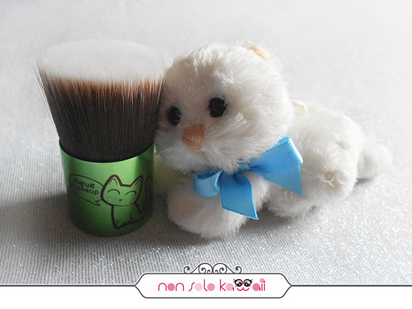 non solo Kawaii - Catbuki, Kawaii Kabuki Collection, Neve Cosmetics