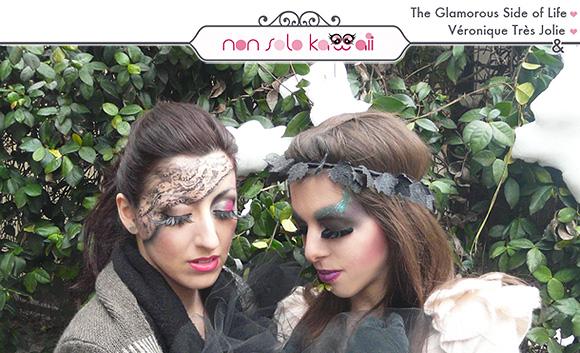 Carnevale: Signora Pizzo, Malefica - Carnival: Lady Lace, Malefica