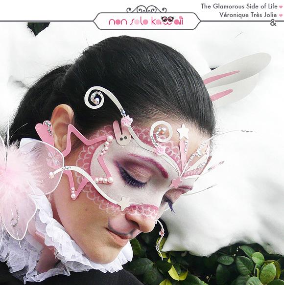 Carnevale: Coniglietto - Carnival: Bunny Rose