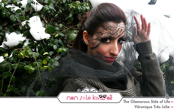 Carnevale: Signora Pizzo - Carnival: Lady Lace