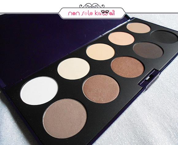 Chocolate Drops, Gocce di Cioccolato by non solo Kawaii, Make-up Elegantissimi Arcobaleni by Neve Cosmetics