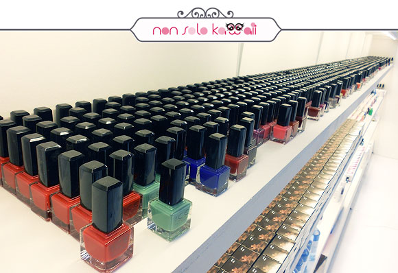 Roma International Estetica - Ice, Independent Nails