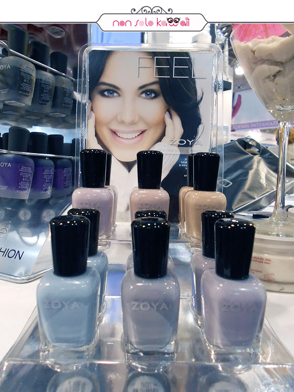 Roma International Estetica - Zoya Feel Collection