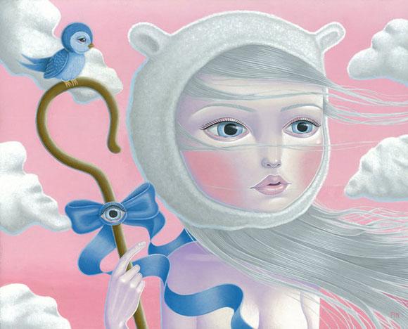 Maria Rozalia Finna - Little Bow Peep