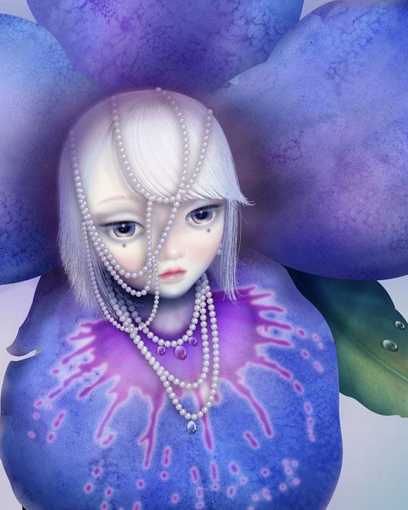 Mijn Schatje - The Still Life, A Wild Orchid