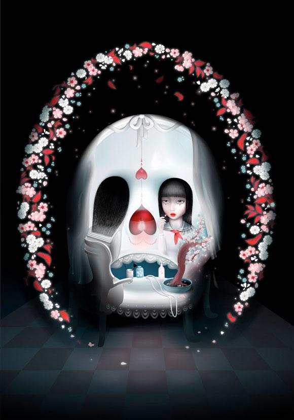 Mijn Schatje - The Still Life, Yoko's Vanity