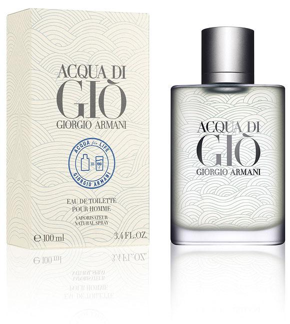 Acqua For Life – Acqua di Giò, Giorgio Armani