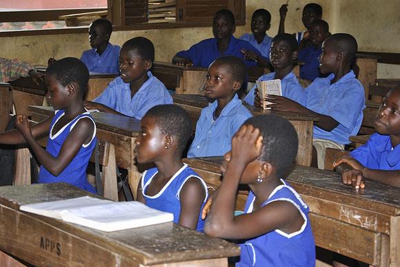 Acqua For Life in Ghana – Giorgio Armani