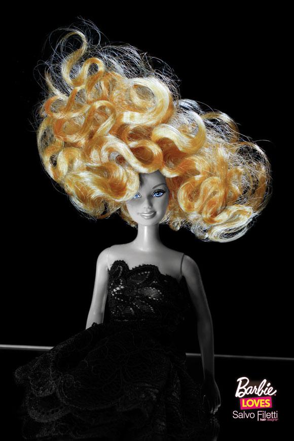 © Barbie Loves Salvo Filetti, Sauvage, Nuvola d'Oro