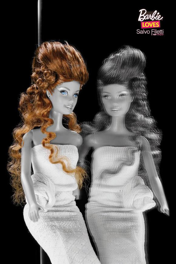 © Barbie Loves Salvo Filetti, Sauvage, La Sposa