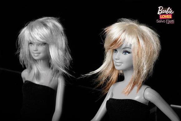 © Barbie Loves Salvo Filetti, Sauvage, Frangia Swing Miele