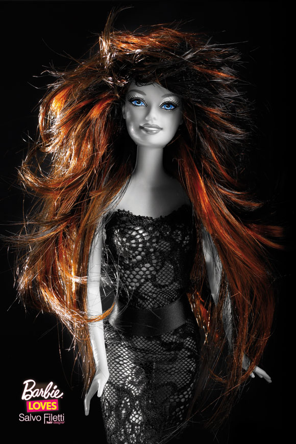 © Barbie Loves Salvo Filetti, Sauvage, La Leonessa