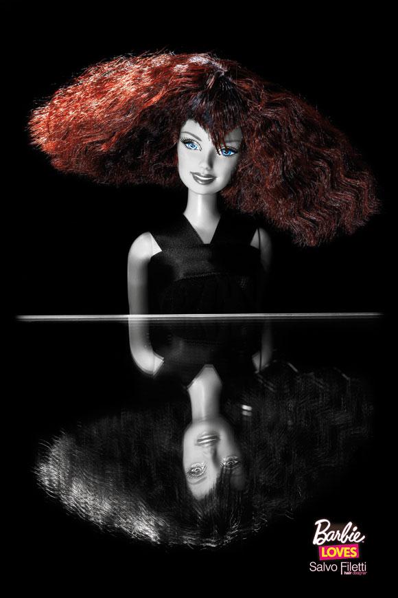 © Barbie Loves Salvo Filetti, Chic, Calda Effervescenza