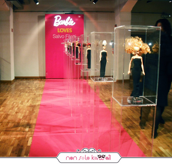 non solo Kawaii - Barbie Loves Salvo Filetti