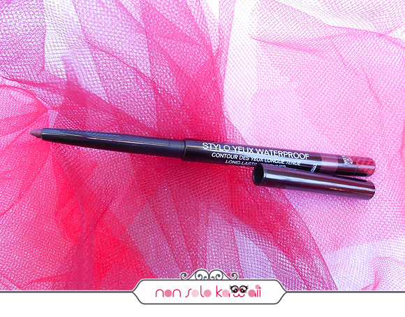 Stylo Yeux Waterproof Long Lasting Eyeliner 85 Grenat, Make-up Harmonie de Printemps by Chanel