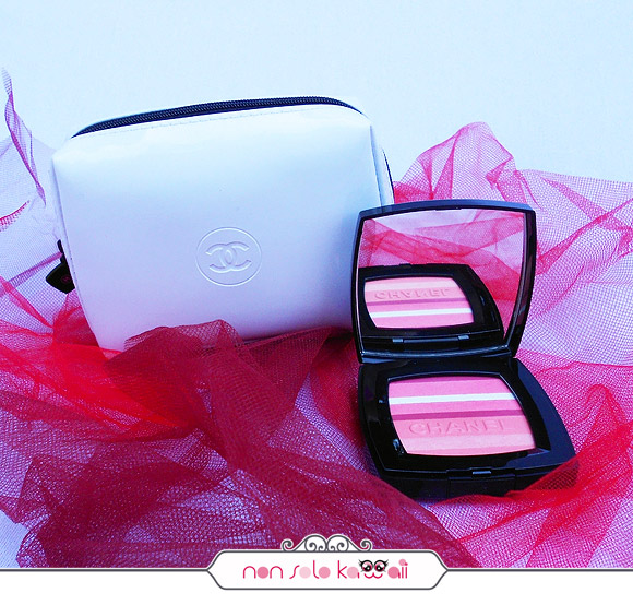 Blush Horizon De Chanel Soft Glow, Make-up Harmonie de Printemps by Chanel