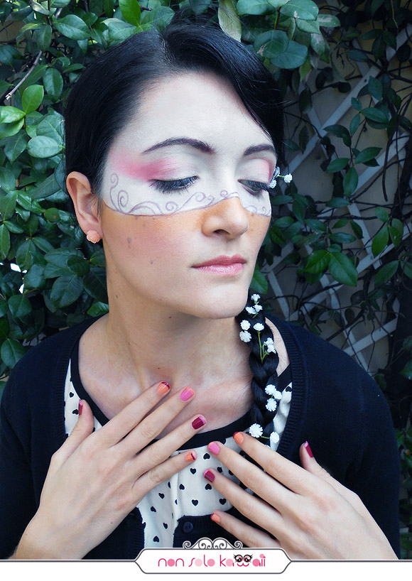 Spring Horizon, Orizzonte Primaverile by non solo Kawaii, Make-up Harmonie de Printemps by Chanel