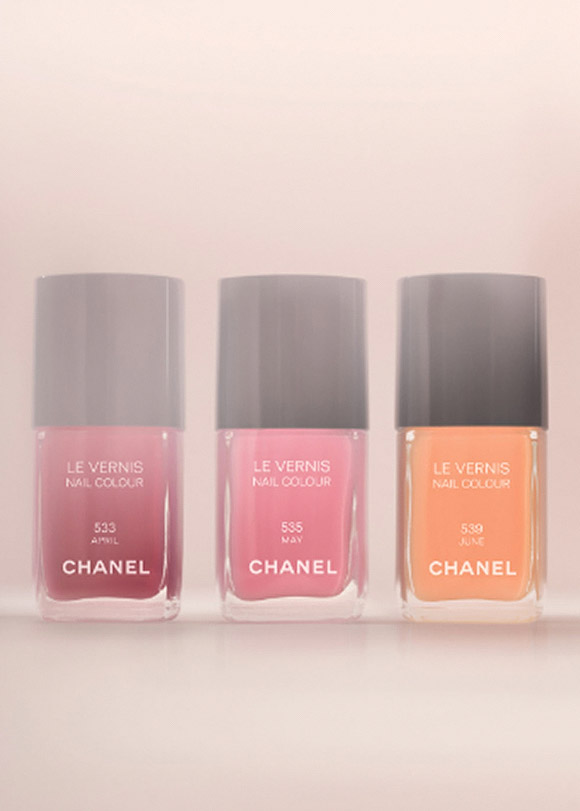 Le Vernis April, May, June