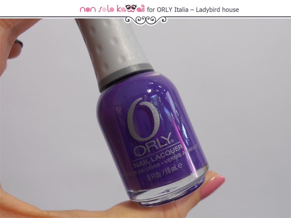 Orly Charged up