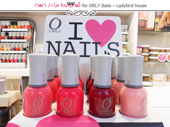 Orly, I Love Nails, Valentine Collection