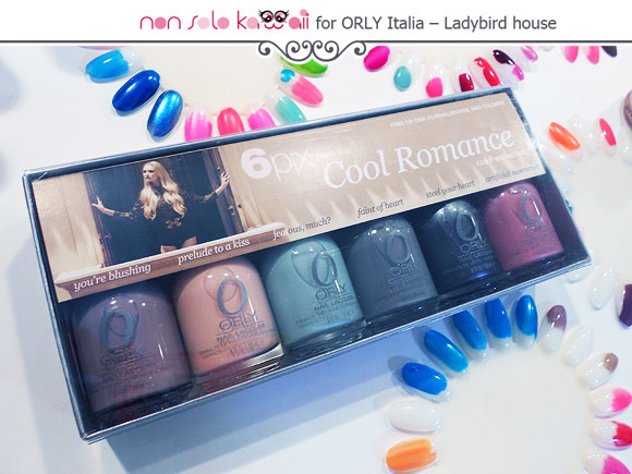 Orly, Cool Romance Collection