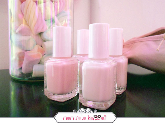 Essie nail polish smalti - pink ballet shoes
