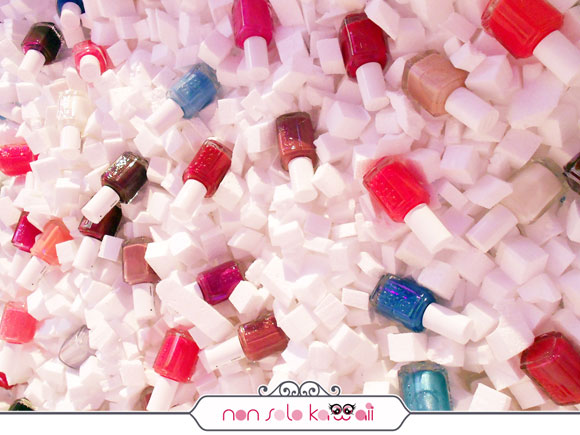 Essie nail polish smalti - Event for Blogger Milano Italia