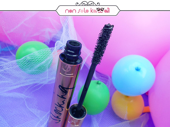 non solo Kawaii - Mascara Volume Effet Faux Cils Shocking - 3 Noir Bronze
