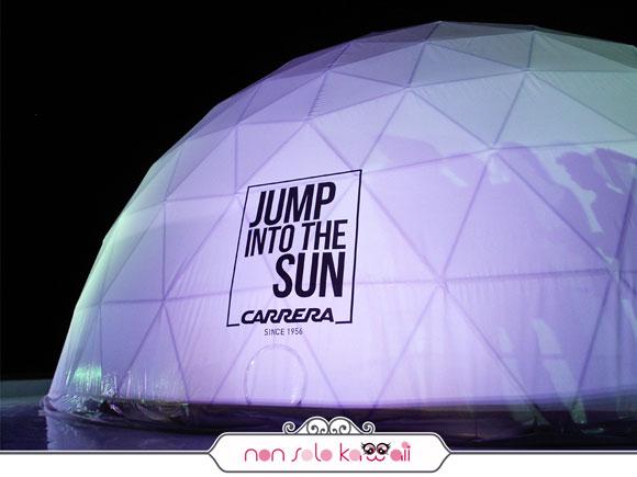 non solo Kawaii - Carrera Into The Sun, Salone del Mobile 2012