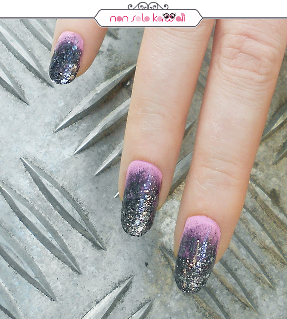 Nicki Minaj for Opi, Super Bass Nail Art