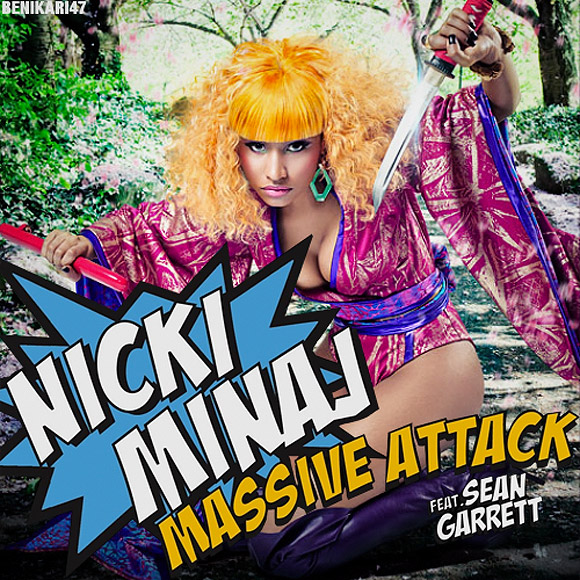 Nicki Minaj - Massive Attack