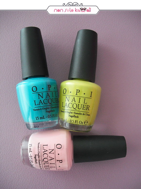 Nicki Minaj for Opi, Fly, Did It On Em, Pink Friday