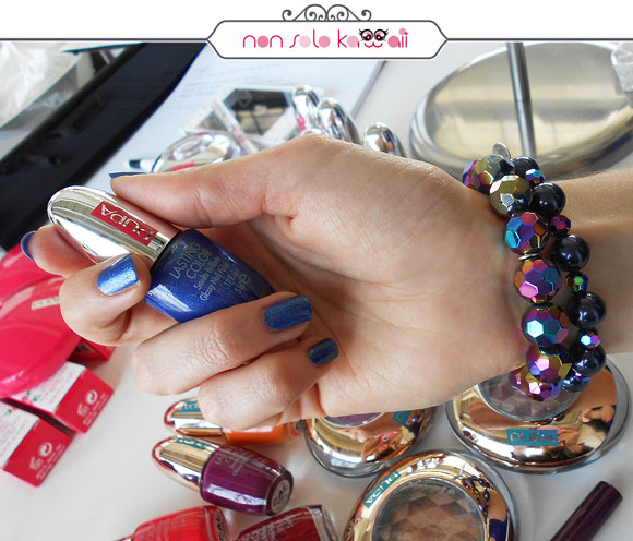 non solo Kawaii - Pupa, Jeans n' Roses, Lasting color 726 Blue Jeans swatch