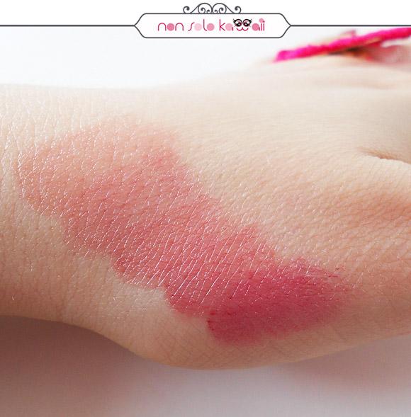 non solo Kawaii - Miss Pupa Rossetti, Lipstick, Sweet Rose, 200, 201, 202, 203, 204