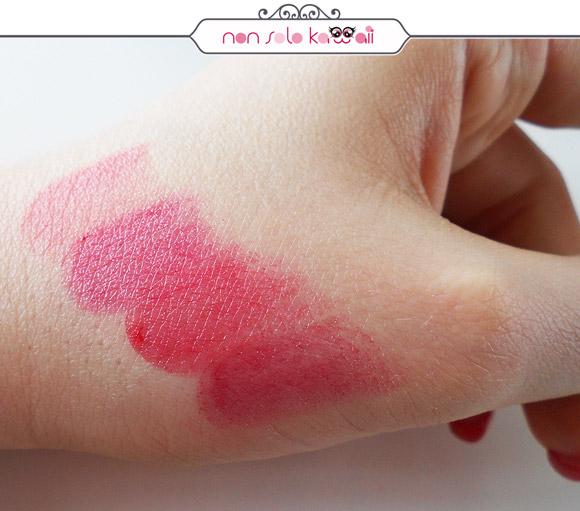 non solo Kawaii - Miss Pupa Rossetti, Lipstick, Orange Escape, 401, 402, 403, 404
